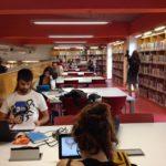 L'ús dels ordinadors augmenta a la Biblioteca Pau Vila