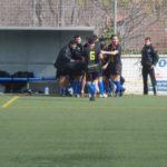 Criado gaudeix i el Molins de Rei CF juga i guanya com un equip
