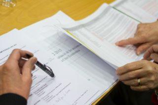 Un document recull les accions realitzades en el marc del Consell de Seguiment de la Crisi // Ajuntament de Molins de Rei
