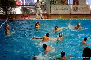 Imatge del segon partit contra l'Echayde // laCorchera.com