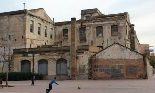 Els edificis complementaris a la nau central del Molí seran enderrocats // Jose Polo