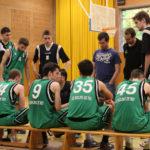 El masculí de bàsquet fa suar al líder tot i les baixes