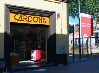 Cardona porta