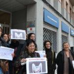 El Grup de Dones de Molins entrega 4.083 peticions per inscriure el propi cos al registre de la propietat