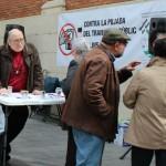 Superades les 2.500 signatures a favor de la inclusió a la zona 1 de transport públic
