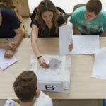 Una de meses electorals a les passades eleccions a Molins de Rei // Ajuntament de Molins de Rei