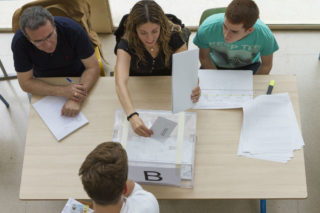 Una de meses electorals a Molins de Rei // Ajuntament de Molins de Rei