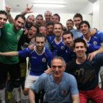 El CFS Molins 99 aconsegueix el segon ascens consecutiu i ja és equip de Tercera Nacional