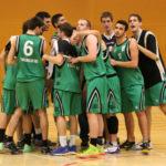 La bona defensa i Dani Alfaro donen la primera victòria al masculí de bàsquet