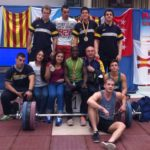Marcos Ruiz es proclama campió d'Espanya d'halterofília júnior