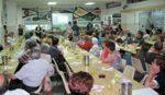 El pa amb oli solidari s'ha celebrat al menjador del col·legi Manyanet // Càritas Parroquial de Molins de Rei