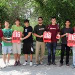 Les JERC enceten una campanya a favor del vot als 16 anys