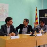 El govern municipal desvincula les obres del carrer Rafael Casanova de les inundacions