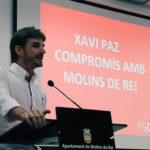 Xavi Paz tornarà a ser el candidat del PSC a l'alcaldia i marca perfil propi