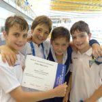 El CN Molins aconsegueix cinc medalles a la Final Territorial benjamí
