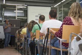 Imatge del seminari // Ajuntament de Molins de Rei
