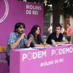 Lucas Silvano serà el Secretari General de Podemos Molins de Rei