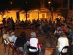 La plaça de la Creu va ser l'espai on les mestres de la República van ser recordades // Grup de Dones de Molins