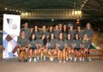 Imatge d'un dels equips femenins de waterpolo de la passada temporada // CN Molins