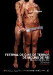 Cartell del Festival de Cine de Terror de Molins de Rei 2014