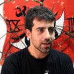 """Jordi Gutiérrez: """"Ser diable no només és agafar una forca i cremar un petard, hi ha molta feina que no es veu"""""""