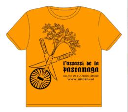 Samarreta de l'Assassí de la Pastagana // Ateneu Mulei