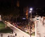 Imatge del moment culminant de la nit // Jose Polo