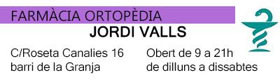 Farmacia Valls Molins de Rei