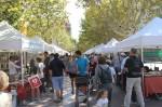 El passeig del Terraplè s'ha omplert el dissabte de Festa Major // Jordi Julià