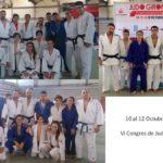 Els judoques de Molins de Rei entrenen amb prestigiosos campions