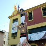 Els Matossers tornen a aixecar castells de 7 amb motiu de la seva Diada