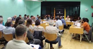 El ple municipal del mes d'octubre // Jose Polo