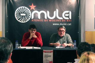 Ignasi Termes i Carles Sastre a l'Ateneu Mulei // Jose Polo
