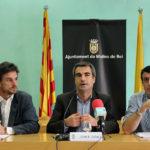 El govern municipal proposa congelar la majoria dels impostos
