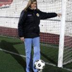 """Sonia Matias: """"Hem de tornar a creure en el projecte del Molins de Rei CF"""""""