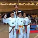 El gimnàs Taro Tae aconsegueix grans resultats a la Copa Nacional de Catalunya de taekwondo