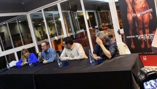 D'esquerra a dreta: De Fez, Fernández, Rodríguez i Galera // Jose Polo