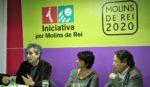 D'esquerra a dreta: Jose Luis Atienza, Carme Puig i Jaume Bosch // David Guerrero