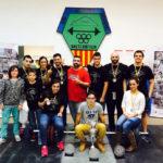 El Club Halterofília Molins de Rei guanya el Campionat de Catalunya de clubs