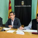 """Joan Ramon Casals reclama a l'oposició que no pensi """"en les eleccions"""" i faciliti l'aprovació dels pressupostos"""