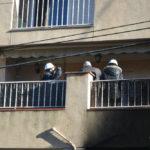 Els veïns del garatge incendiat al carrer Sant Joan no podran tornar a casa aquesta setmana