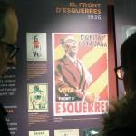 ERC organitza una exposició en memòria de Lluís Companys