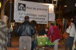 Durant la tarda de divendres es van formar cues a la plaça de la Creu // Elisenda Colell