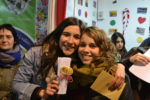 Les guanyadores del concurs, Irene Esparza i Irene Álvarez // Elisenda Colell