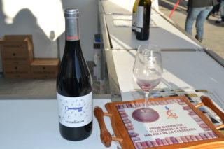 El vi guanyador és de la DO Terra Alta // Elisenda Colell