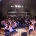 Un concert de gospel permet recaptar 3.800 euros per reformar els Habitatges Alba