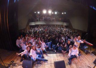 El concert va aplegar més de 400 persones // Ajuntament de Molins de Rei