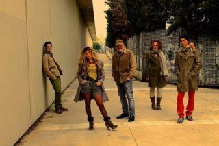 Els components de la banda, que compta amb la jove molinenca com a vocalista // Darània