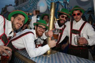 """La """"MolinsFest"""" va portar la tradició germana a Molins de Rei // Jose Polo"""