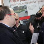 """Miquel Iceta afirma que el PSC """"aspira a obtenir l'alcaldia"""" de Molins de Rei"""